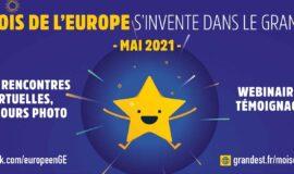 En mai, la Région fête l'Europe !