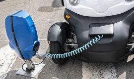 Soutien aux bornes partagées de recharge en résidentiel collectif pour véhicules hybrides et électriques