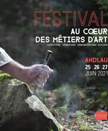 Festival Au coeur des métiers d'Art