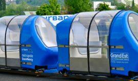 Urbanloop : repenser les transports publics