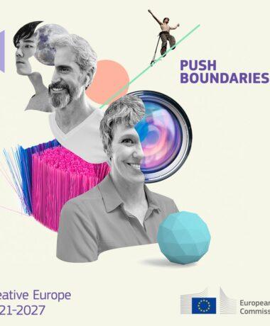 Lancement du programme Europe Créative 2021-2027