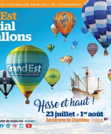 Grand Est Mondial Air Ballons®