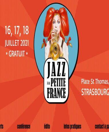 Jazz à la Petite France