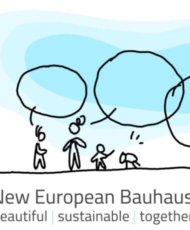 Rendez-vous autour du Nouveau Bauhaus Européen