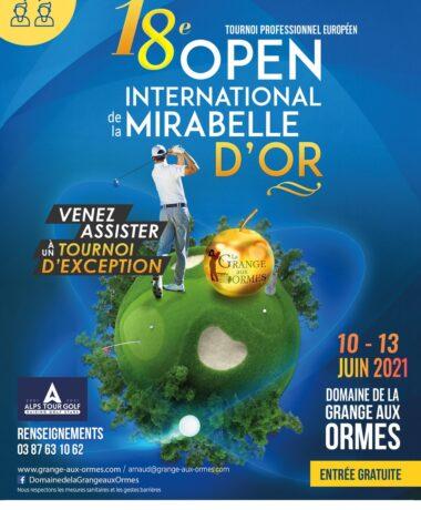 Open International de la Mirabelle d'Or