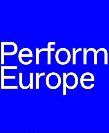 Appel de Perform Europe aux professionnels du spectacle vivant