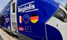 Régiolis transfrontaliers : une offre ferroviaire sans précédent