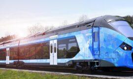 Les premiers trains à hydrogène bientôt sur les rails !