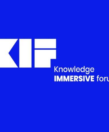 1ère édition du Knowledge Immersive Forum