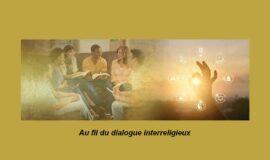 Newsletter «Au fil du dialogue interreligieux août 2021»
