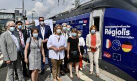Régiolis transfrontaliers : une offre ferroviaire sans précédent, gage d'une coopération exemplaire