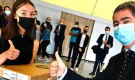 Rentrée scolaire : la Région au plus près des jeunes