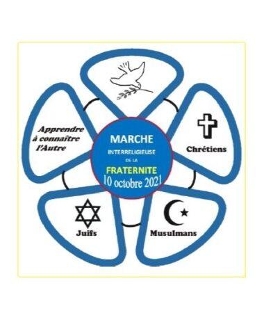 Marche interreligieuse de la Fraternité