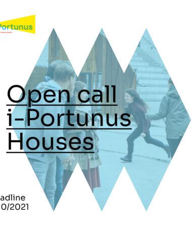 i-Portunus Houses – second appel à candidatures