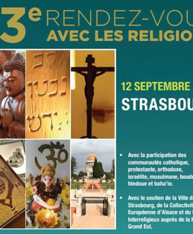 13ème Rendez-vous avec les religions