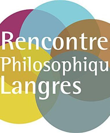 Rencontres Philosophiques de Langres